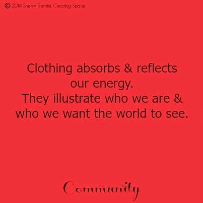 Decluttering Clothes Closets