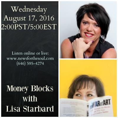 Money Blocks with Lisa Starbard