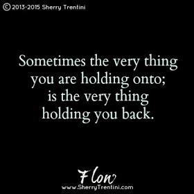 2015 holding onto
