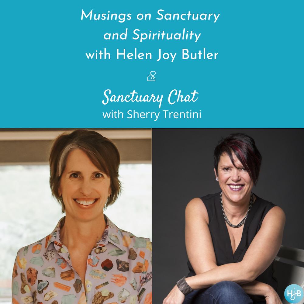 Helen Joy Butler Podcast cover